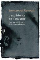 L'expérience de l'injustice Pdf/ePub eBook