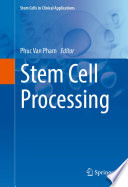 Stem Cell Processing Book