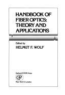 Handbook of Fiber Optics