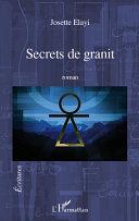 Pdf Secrets de granit Telecharger