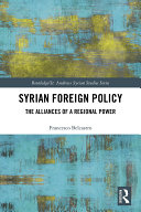 Pdf Syrian Foreign Policy