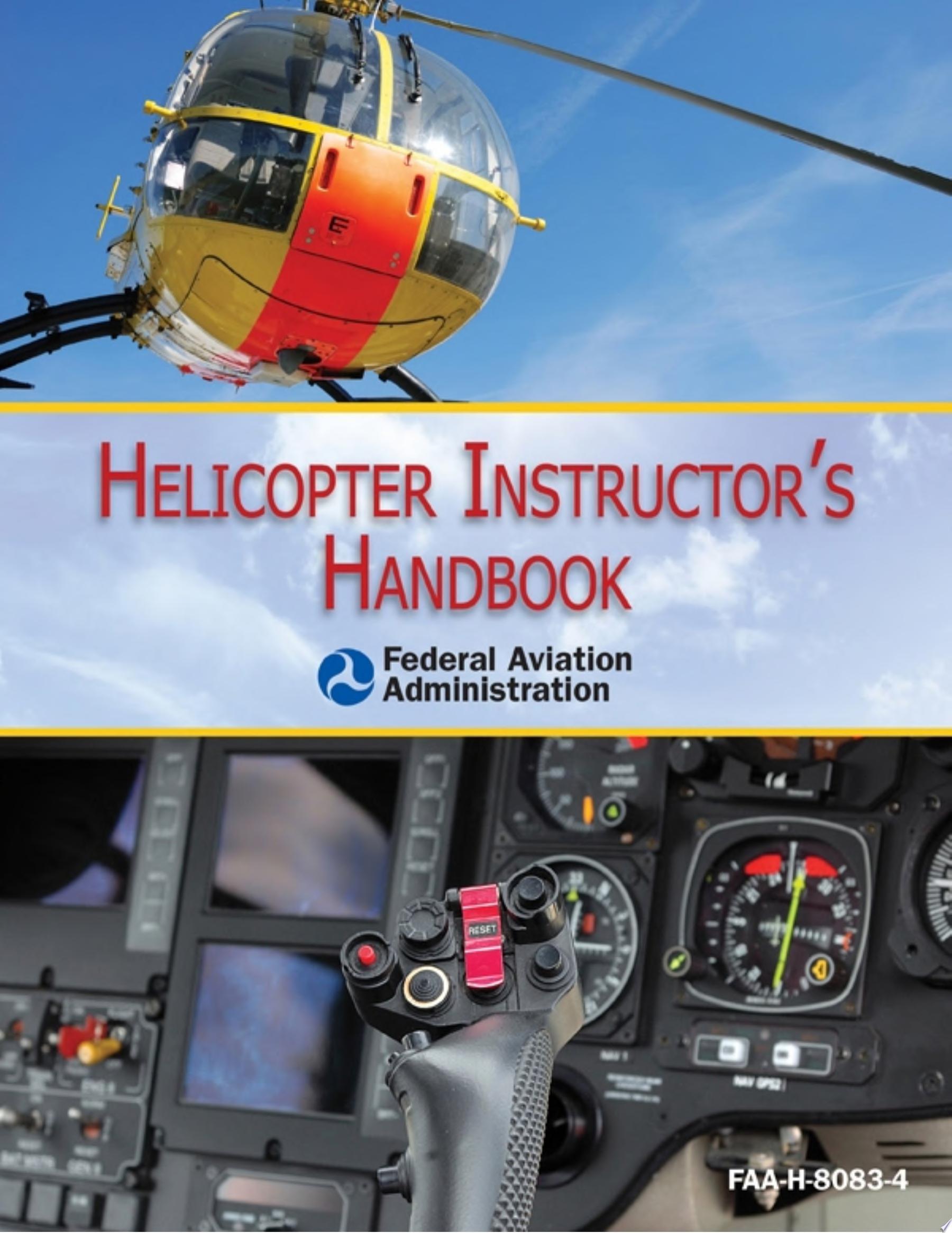 Helicopter Instructor s Handbook