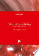 Colorectal Cancer Biology