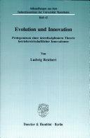 Evolution und Innovation