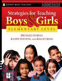 Strategies For Teaching Boys And Girls Elementary Level