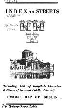 Dublin Street Guide ebook
