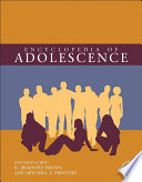 """Encyclopedia of Adolescence"" by B. Bradford Brown, Mitchell J. Prinstein"