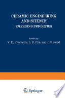 Ceramic Engineering and Science