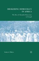 Brokering Democracy in Africa