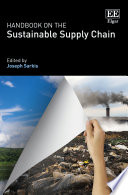 Handbook on the Sustainable Supply Chain Book