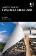 Handbook on the Sustainable Supply Chain