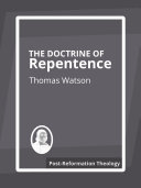 The Doctrine of Repentance Pdf