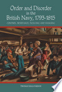 Order And Disorder In The British Navy 1793 1815