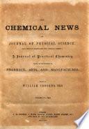 Chemical News Book PDF