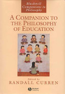 A Companion to the Philosophy of Education