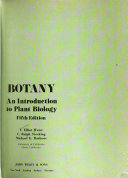 Botany An Introduction To Plant Biology Book PDF