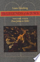 The Legends of the Jews Book