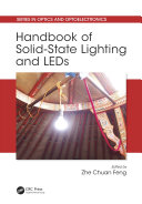 Handbook of Solid State Lighting and LEDs