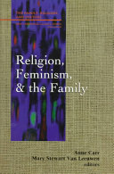 Religion  Feminism  and the Family