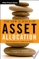 The New Science of Asset Allocation