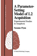 A Parameter Setting Model of L2 Acquisition