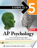 5 Steps to a 5  AP Psychology 2019