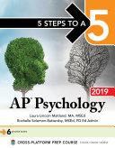 5 Steps to a 5: AP Psychology 2019