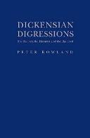 Pdf Dickensian Digressions