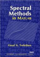 Pdf Spectral Methods in MATLAB Telecharger
