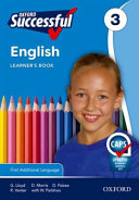 Books - Oxford Successful English First Additional Language Grade 3 Learners Book | ISBN 9780199052622