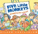 Five Little Monkeys Shopping for School Book PDF