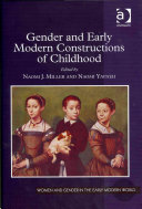 Gender and Early Modern Constructions of Childhood