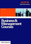 Studying Business and Management