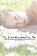 You Know Where to Find Me [Pdf/ePub] eBook