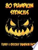 80 Pumpkin Stencils