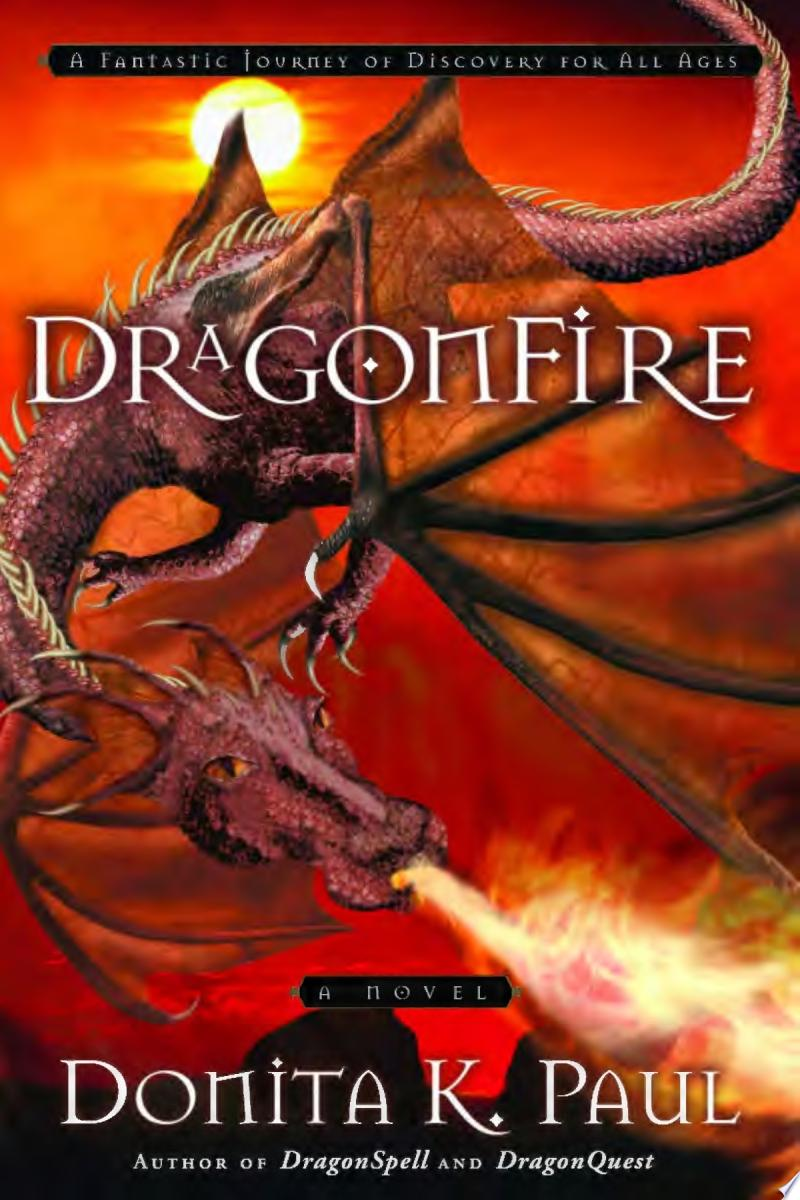DragonFire banner backdrop