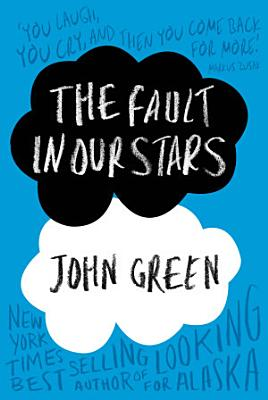 Book cover of 'The Fault in Our Stars' by John Green