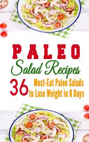 Paleo Salad Recipes Book PDF