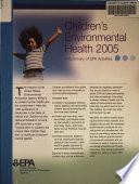 Children s Environmental Health 2005