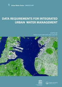 Data Requirements for Integrated Urban Water Management