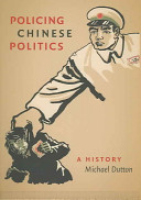 Cover of Policing Chinese Politics