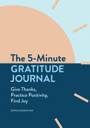 The 5 Minute Gratitude Journal PDF