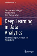 Deep Learning in Data Analytics
