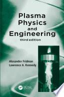 Plasma Physics and Engineering Book