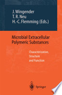 Microbial Extracellular Polymeric Substances
