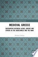 Medieval Greece