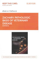 Pathologic Basis of Veterinary Disease Elsevier EBook on VitalSource Access Code