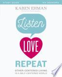 Listen, Love, Repeat Study Guide