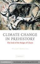 Climate Change in Prehistory Pdf/ePub eBook