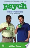 Psych  Mind Over Magic Book